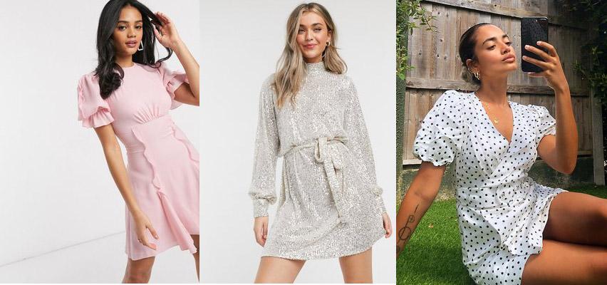 De jurk met pofmouw is een grote hit (en zo draag je 'm)